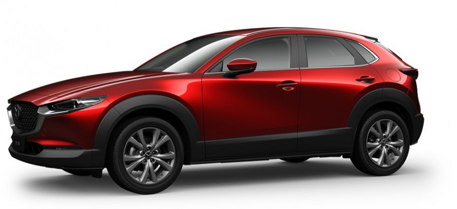 2020 Mazda CX-30 DM Series G20 Evolve Wagon Image 23
