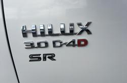 2012 Toyota HiLux KUN26R Turbo SR 4x4 s/cb w/body Image 4