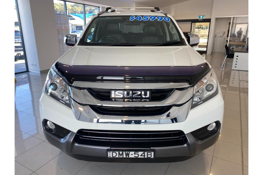 2017 MY16.5 Isuzu Ute MU-X MY16.5 LS-T Wagon