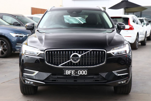 2019 MY20 Volvo XC60 UZ D4 Inscription Suv Image 2