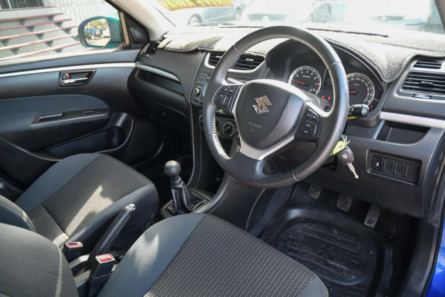 2015 Suzuki Swift FZ MY15 GL Navigator Hatchback Image 11