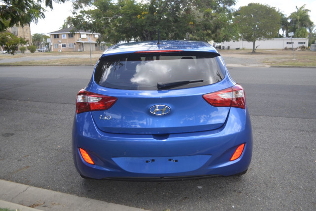 2016 MY17 Hyundai I30 GD II Hatchback Image 5