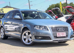 Audi A3 Sportback 2.0 TDI Ambition 8P MY11