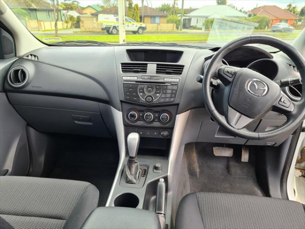 2014 Mazda Default UP0YF1 XTR Utility - extended cab