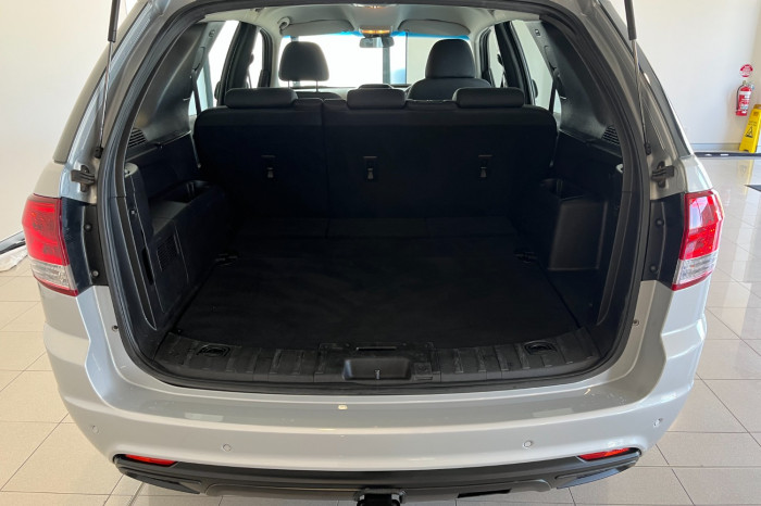2015 Ford Territory SZ MkII TX Wagon Image 10