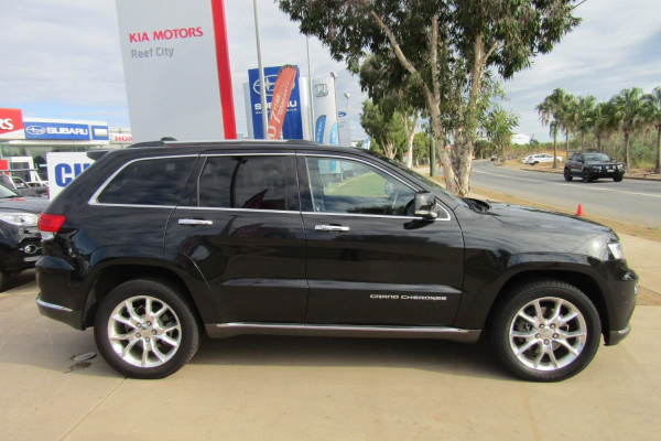 2015 Chrysler Grand Cherokee WK MY15 SUMMIT Wagon Image 4