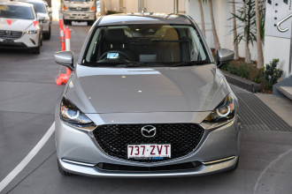 2020 Mazda 2 DJ Series G15 Evolve Hatch Image 3