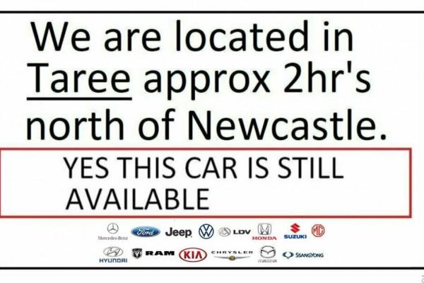 2012 Nissan Navara ST Dual cab utility