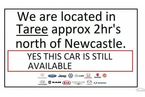 2012 Nissan Navara ST Dual cab utility Image 2