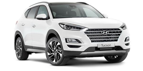 2019 Hyundai Tucson TL3 Highlander Suv