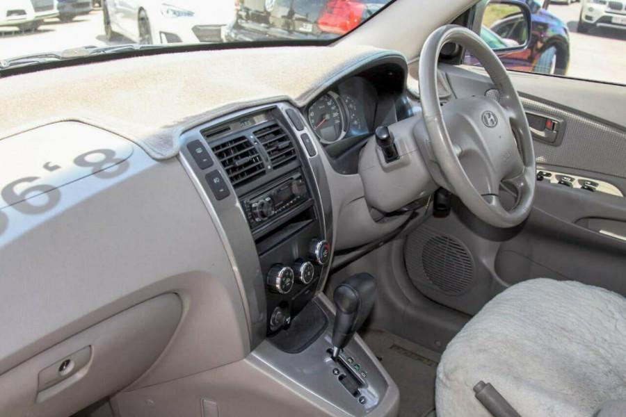 2004 Hyundai Tucson Elite Suv Image 8