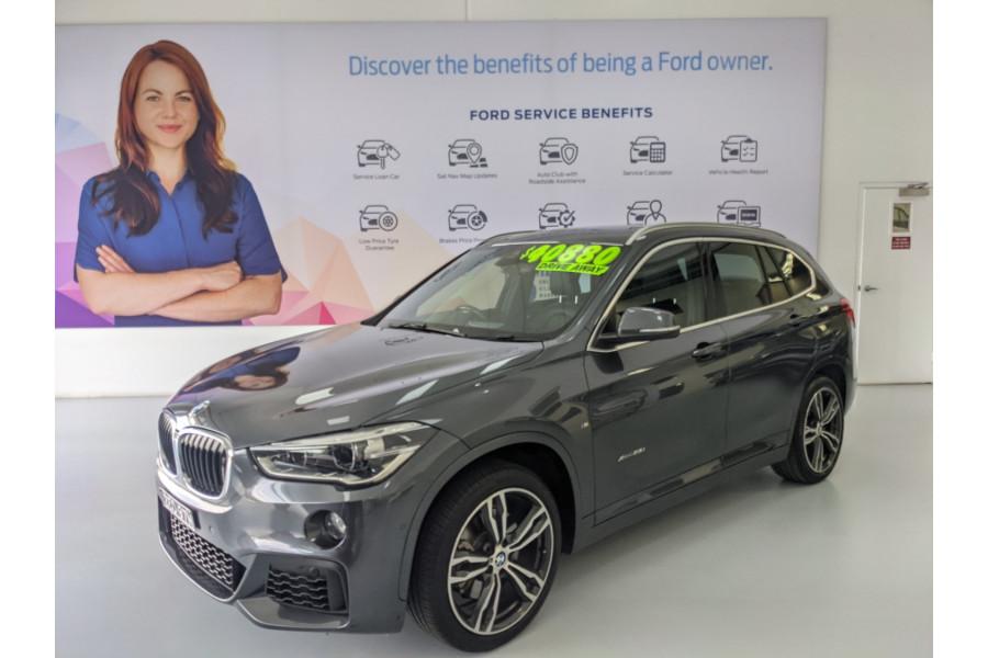 2017 BMW X1 F48 XDRIVE25I Suv