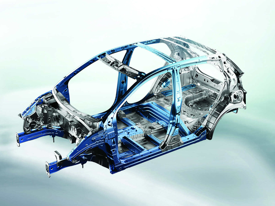 Picanto High-Strength Chassis