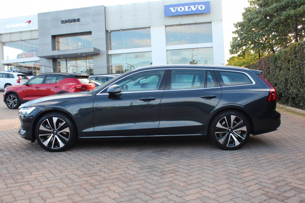 2019 MY20 Volvo V60 F-Series T5 Inscription Wagon Image 3