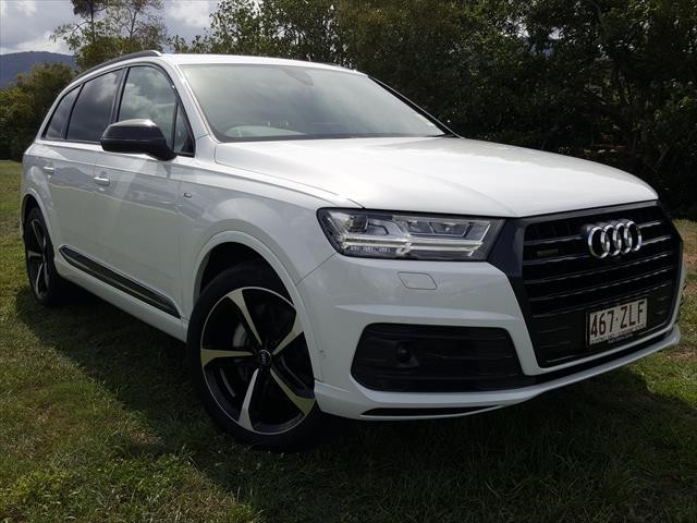 Audi Q7 50 TDI - Black Edition 4M  50 TDI Black