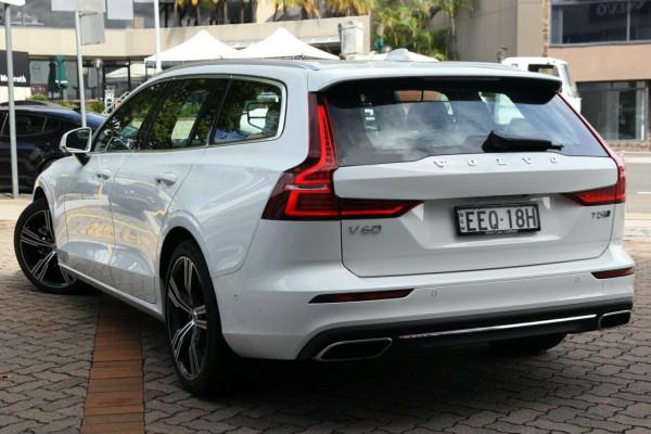2019 MY20 Volvo V60 F-Series T5 Inscription Wagon Image 3