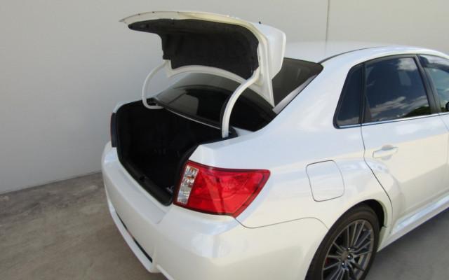 2012 Subaru Impreza G3 MY12 WRX Sedan Image 3
