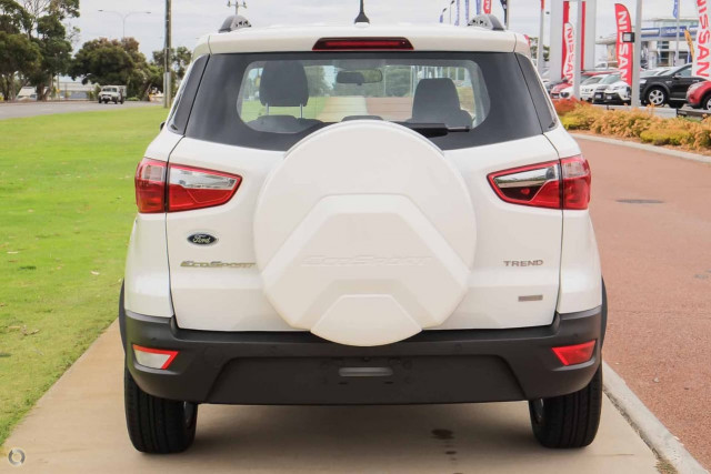 2017 MY18 Ford EcoSport BL Trend Suv
