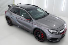 2014 MY55 Mercedes-Benz Gla45 X156 805+055MY GLA45 AMG Wagon Image 2