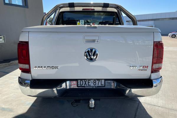 2018 Volkswagen Amarok 2H  TDI550 Sportline Utility Image 5