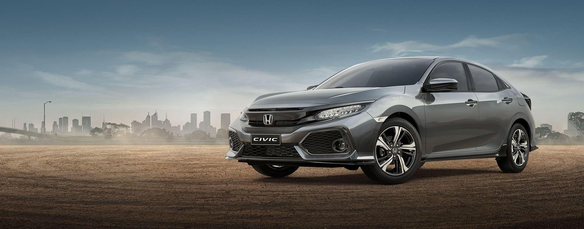 New Honda Civic Hatch for sale in Shepparton - Darryl Twitt