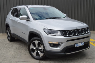 Jeep Compass Limited M6 MY18