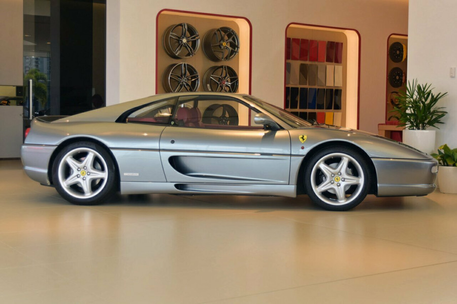 1997 Ferrari F355 Berlinetta Coupe Mobile Image 3