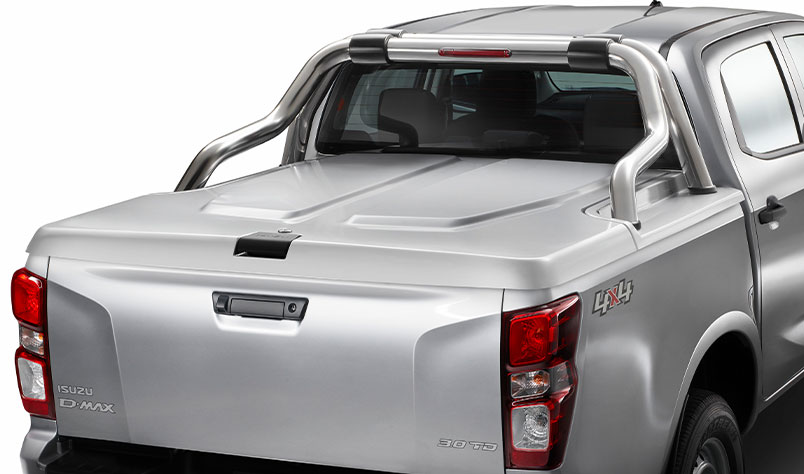 3 Piece Hard Tonneau Cover