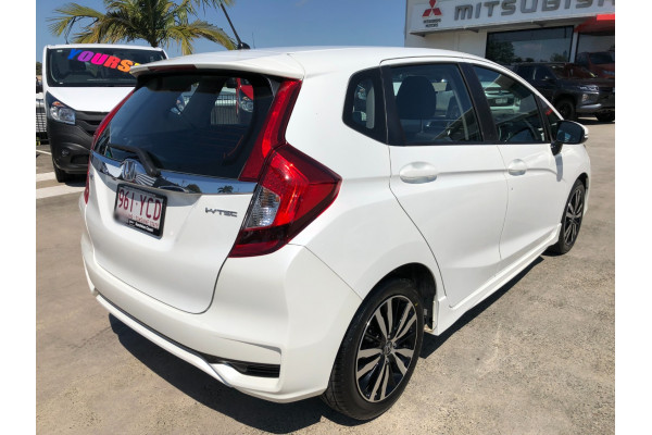 2018 Honda Jazz GF  VTi Hatchback Image 5