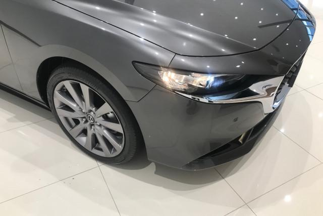 2019 Mazda 3 BP2S7A G20 Touring Sedan Image 5