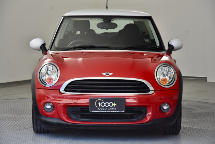 2012 Mini Hatch R56 LCI Cooper Hatchback