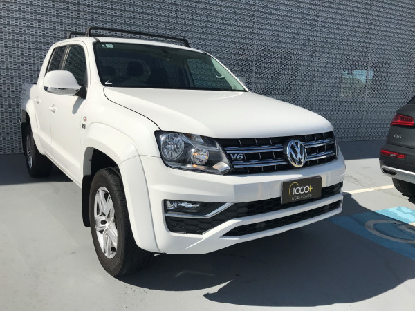 2017 MY17.5 Volkswagen Amarok 2H MY17.5 TDI550 Utility