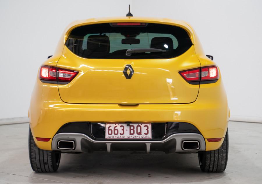 2014 Renault Clio Renault Clio Rs 200 Sport Auto Rs 200 Sport Hatchback