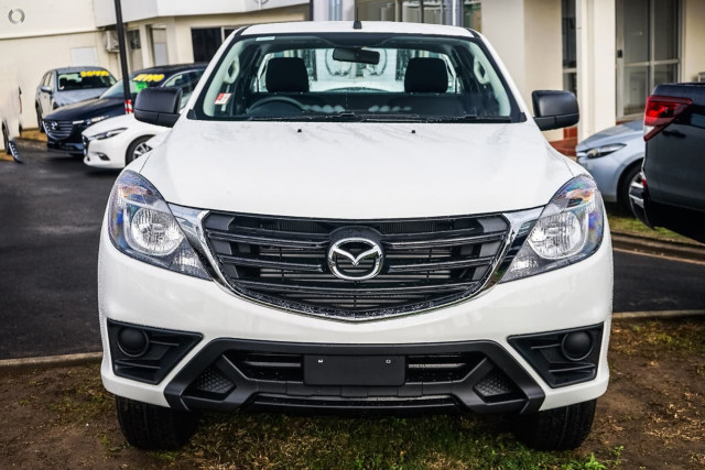 2019 Mazda BT-50 UR 4x4 3.2L Single Cab Chassis XT Cab chassis