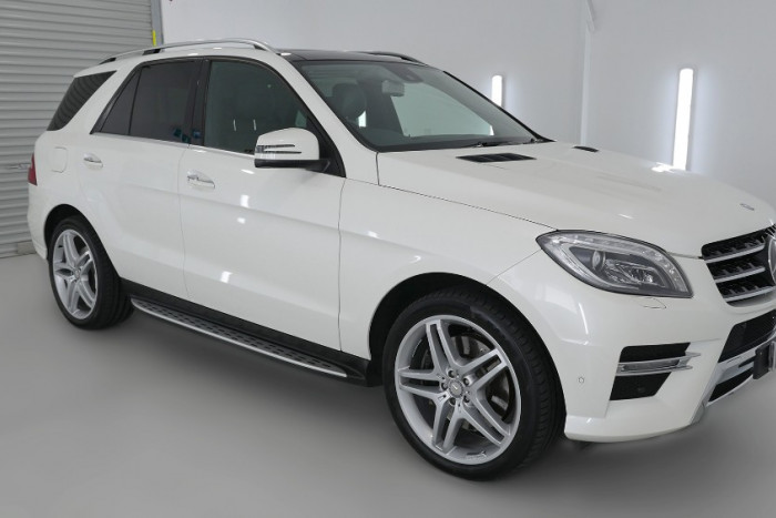 2014 Mercedes-Benz Ml400 W166 ML400 Wagon