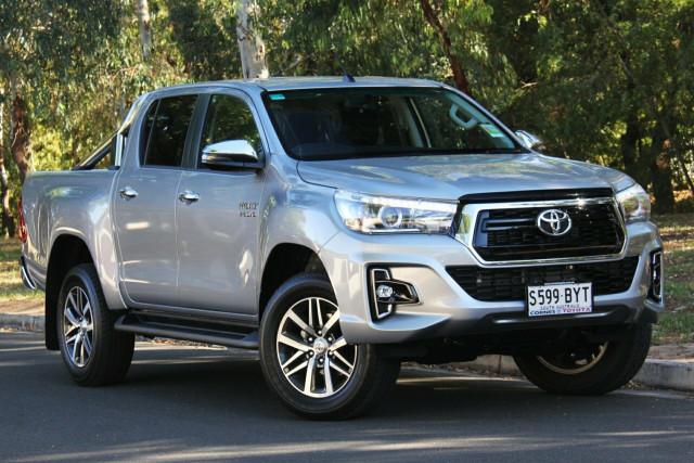 2018 Toyota HiLux GUN SR5 4x4 Double-Cab Pick-Up Utility