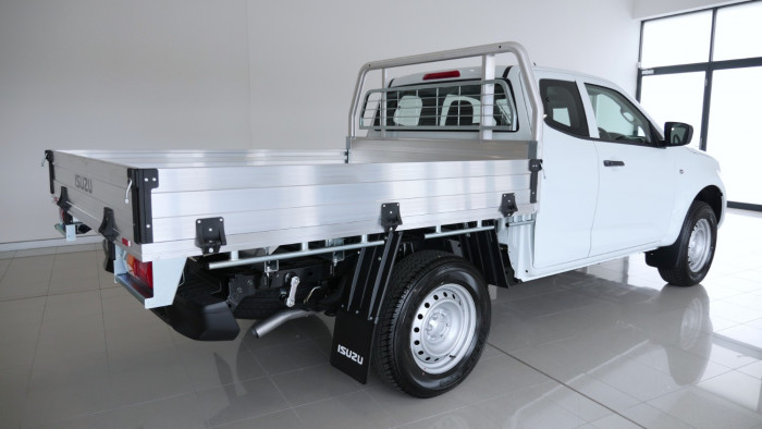 2020 MY21 Isuzu UTE D-MAX RG SX 4x4 Space Cab Chassis Cab chassis Image 19
