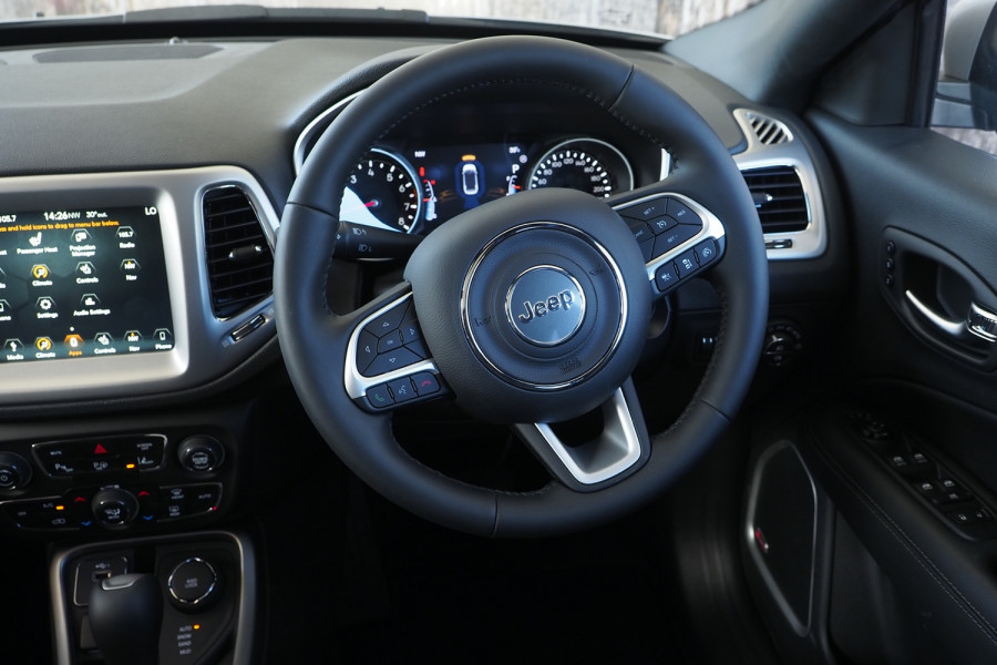 2020 Jeep Compass M6 S-Limited Suv Image 7
