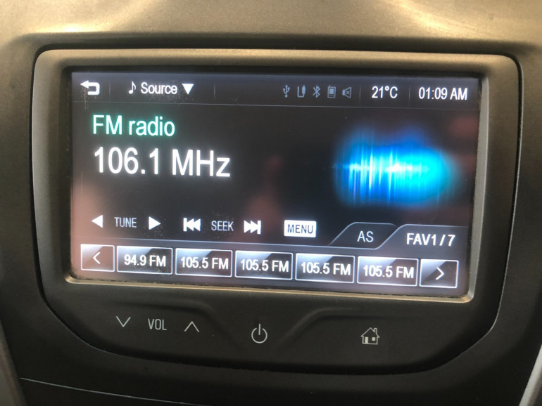 2014 Holden Colorado RG Turbo LX 4x4 dual cab Image 6