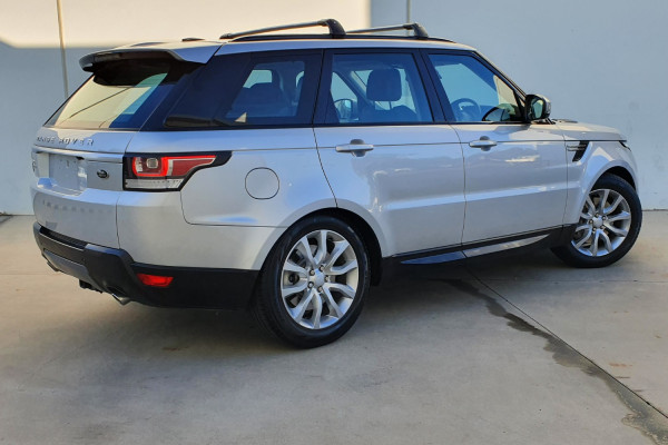 2016 Land Rover Range Rover Sport L494 16MY SDV6 Suv Image 2