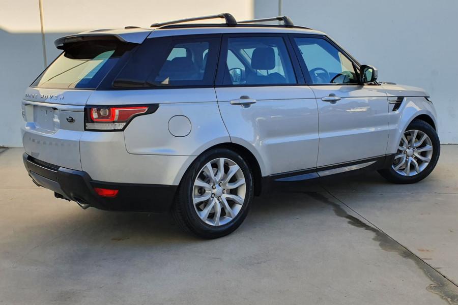 2016 Land Rover Range Rover Sport L494 16MY SDV6 Suv