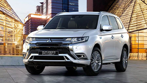 Outlander PHEV Plug-In Hybrid Electric Technology