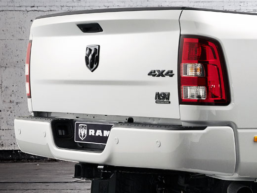 Laramie 2500 Sport Appearance Signature Badging