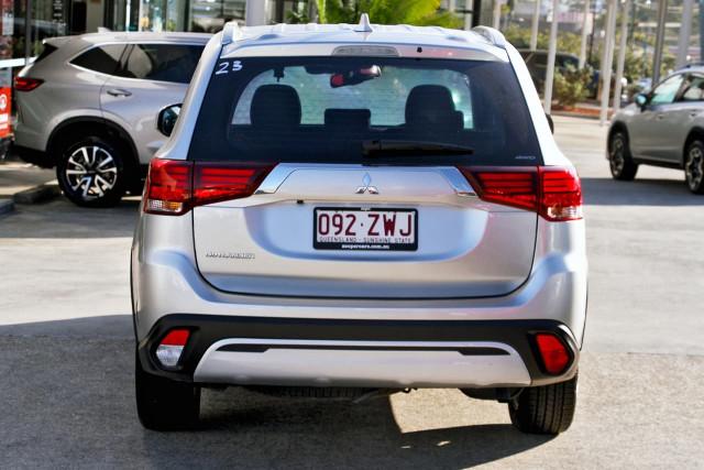 2020 Mitsubishi Outlander ZL MY20 ES Suv Image 5