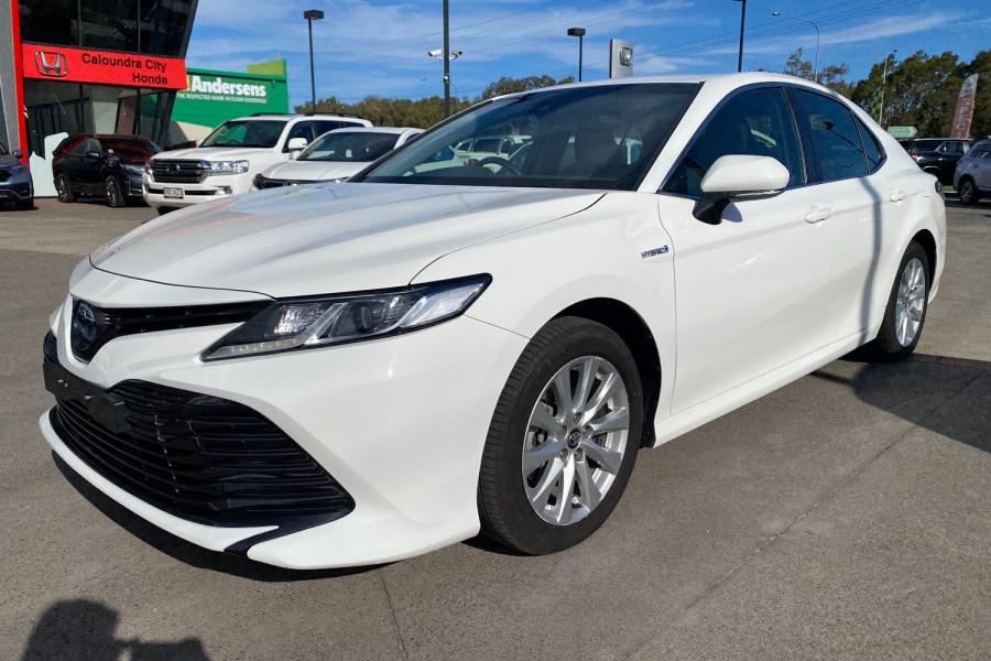 2019 Toyota Camry AXVH71R Ascent Sedan Image 3