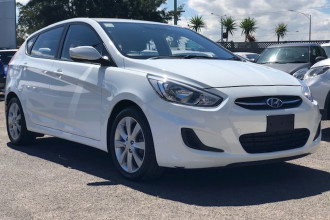 Hyundai Accent Sport RB5 MY17