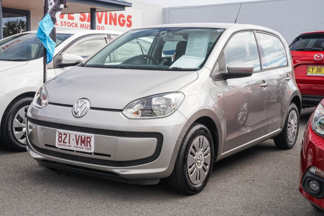 2012 Volkswagen Up! (No Series) MY13 Hatchback