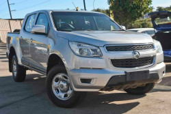 Holden Colorado LX (4x4) RG MY14