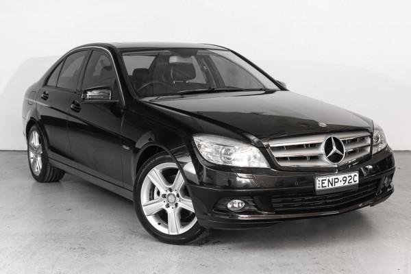 Mercedes-Benz C-class C200 CGI Classic W204 MY10
