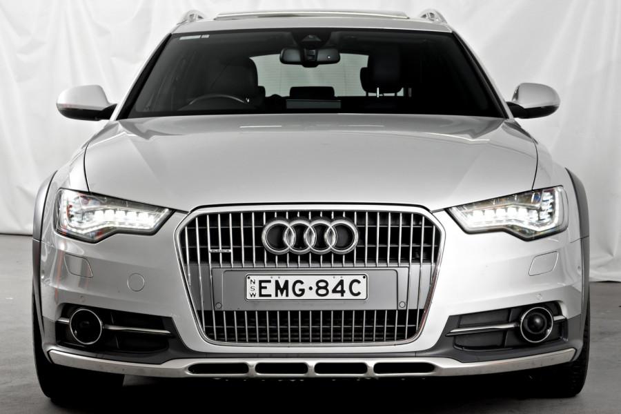2014 Audi A6 allroad
